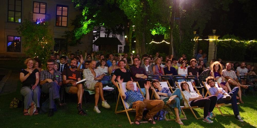dotdotdot Open Air Kurzfilmfestival vienna