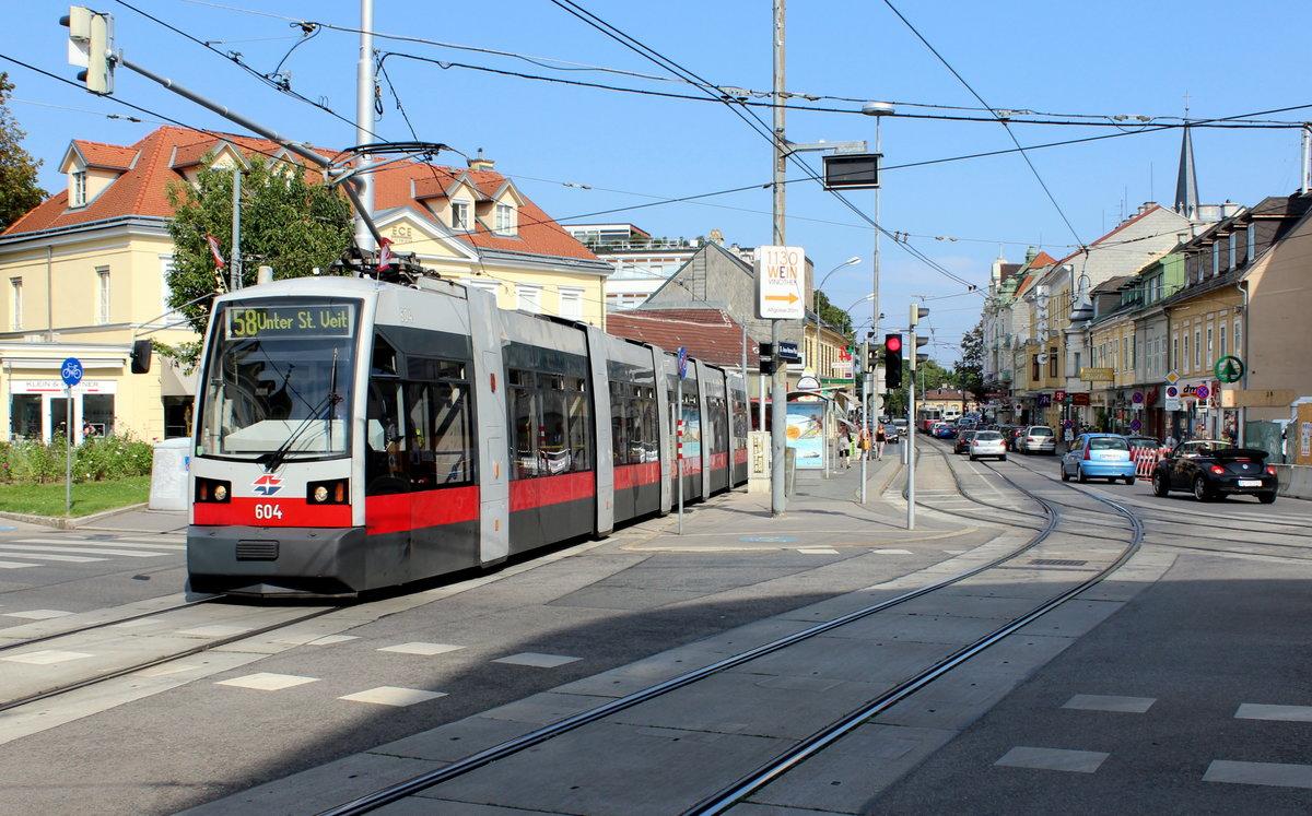 Javni prevoz u Beču