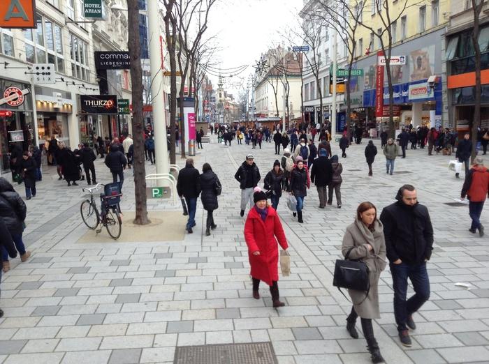 Život u Beču