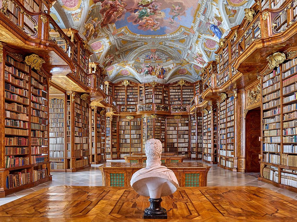 biblioteka i datiranje od raka
