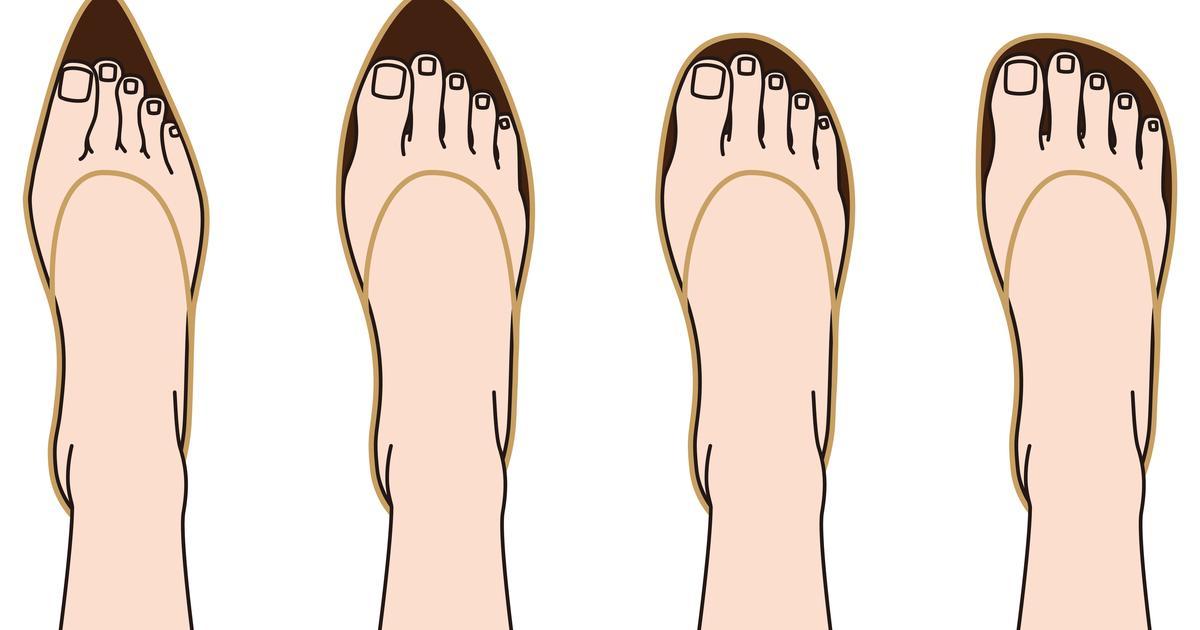 cukljevi na stopalima