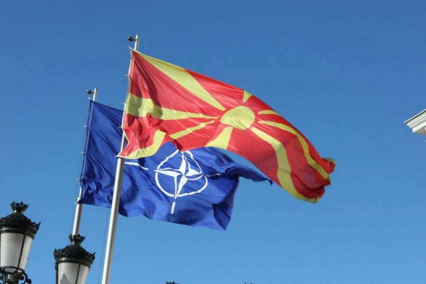 Zvanično: Sjeverna Makedonija poslata 30. članica NATO-a | Dunav.at